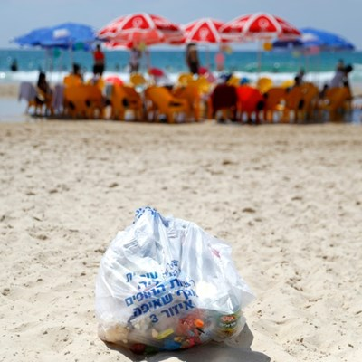 Tel Aviv beaches fall foul in Israel's passion for plastic