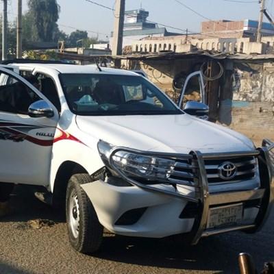 Japanese doctor, five Afghans killed in Afghanistan attack