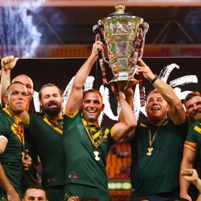 Australia to launch Rugby League World Cup defence against Fiji