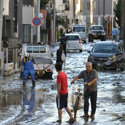 Japan suffers worst economic slump in five years