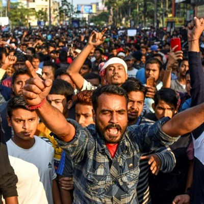 India shuts down internet in hotspot after deadly protests