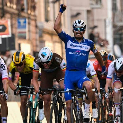 Cycling's Milan-San Remo rerouted after local opposition