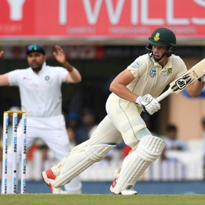 India dismiss South Africa for 162, enforce follow-on