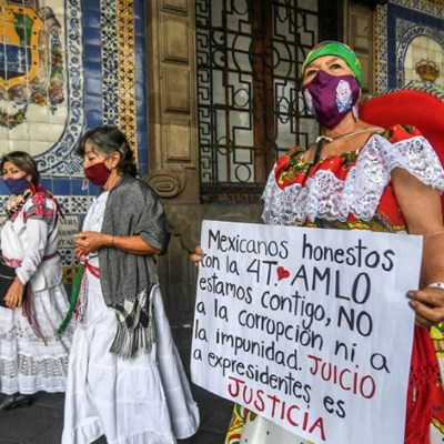 Landmark graft trial puts Mexican justice to test