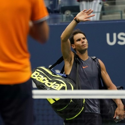 Nadal to miss Asian tournaments due to knee injury