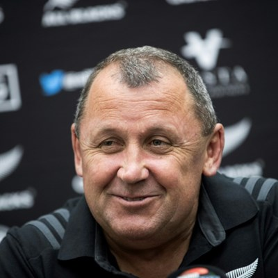 All Blacks coach 'can't wait' for North v South clash