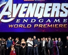 'Avengers' blast past 'Titanic' to all-time No. 2