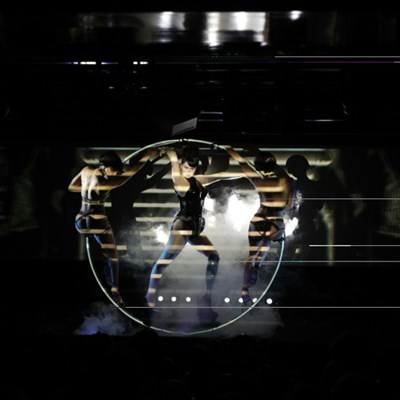 'Bionic' amputee makes Crazy Horse cabaret debut in Paris