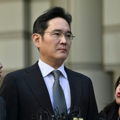 Samsung chief faces corruption verdict