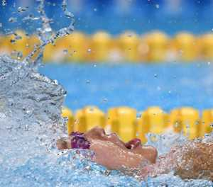 Liu sets world best as Ikee bags fistful of Asia swim medals