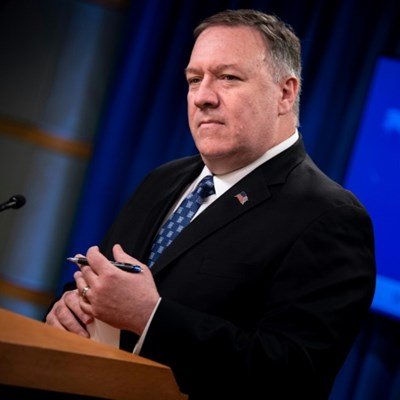 US Secretary of State Pompeo visits Kabul amid multiple crises