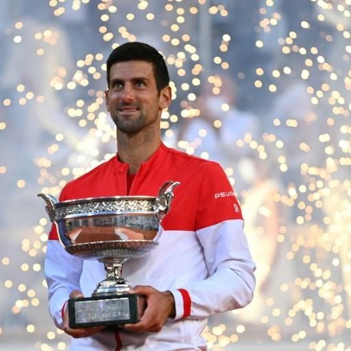 'Everything is possible': Djokovic eyes Golden Grand Slam
