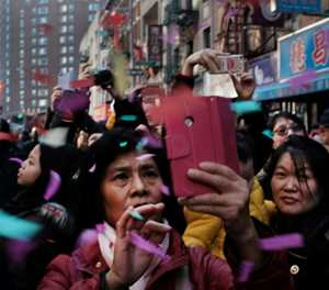 Banned at home but thriving abroad: China's social media campaign