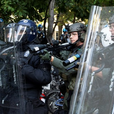 Why do 'non-lethal' weapons maim and kill protesters?
