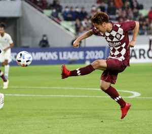 Iniesta sorcery sparks Japan's Kobe to 5-1 Asian win