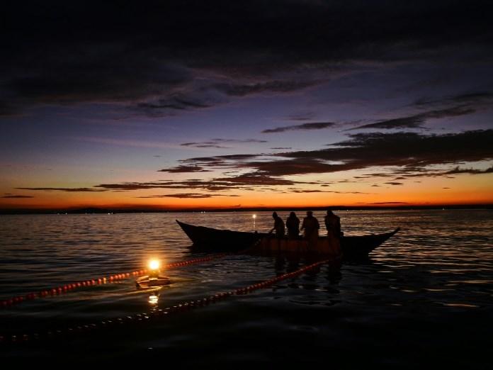 Ferry capsizes in Lake Victoria