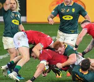 Springboks change three starters for must-win Test