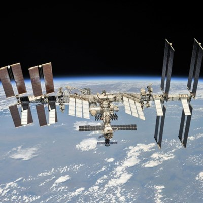 With SpaceX partnership, ISS enters its 'Golden Age' -- but what comes next?