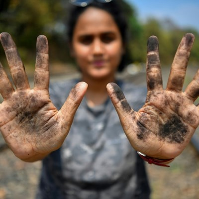 Young, female and fighting for India's forests