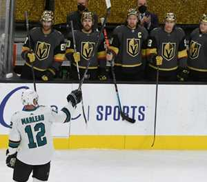 Marleau sets NHL record with 1,768th game