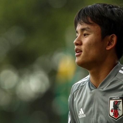 'Japanese Messi' Kubo set for Real Madrid move - media