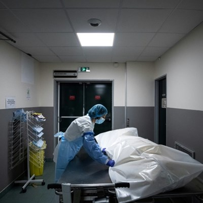 Covid ICU deaths have plunged, but progress may be stalling: study