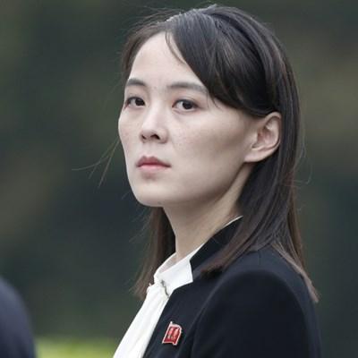 N. Korean leader's sister slams US as Biden envoys begin Asia trip