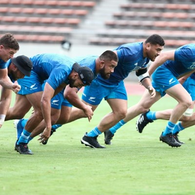 'No excuses' - All Blacks relish Boks World Cup test