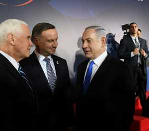 Iran in crosshairs at US-led talks in Poland