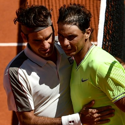 Federer v Nadal at Wimbledon -- the three finals