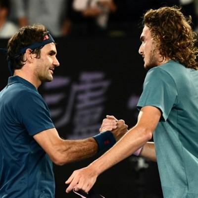 Federer takes century quest 'home' to Dubai