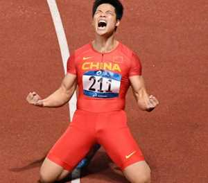 No Bolt, no cry for Coe after Su wins Asia sprint crown
