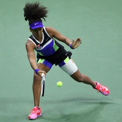 Osaka, Zverev into US Open last four