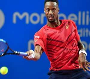 Monfils wins in Montpellier again