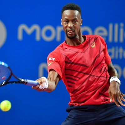 Monfils wins in Montpellier again