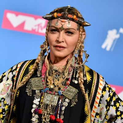 Madonna to direct own biopic