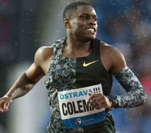World 100m champion Coleman to appeal two-year ban