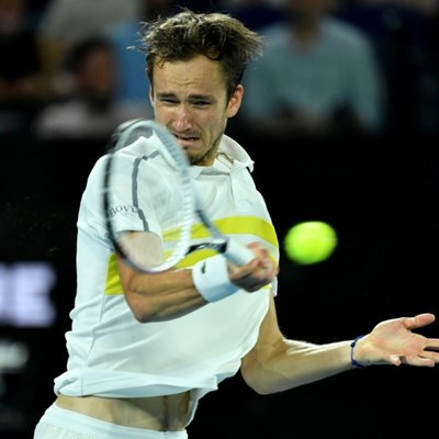 'Great for self-esteem': Medvedev marks world number two breakthrough with title