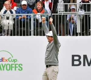 Bradley snaps six-year win drought to capture BMW crown