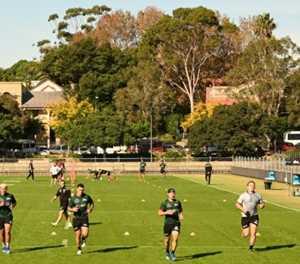 NRL makes against-the-odds return for sports-starved Australians