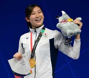Japan swim queen Ikee gets leukaemia hospital respite