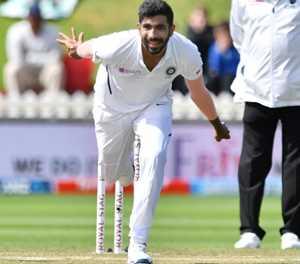 India's Bumrah seeks 'alternative' to saliva on cricket ball