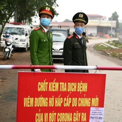 Vietnam quarantines area with 10,000 residents over coronavirus