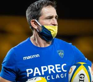 South African Venter to leave Clermont early after pectoral tear