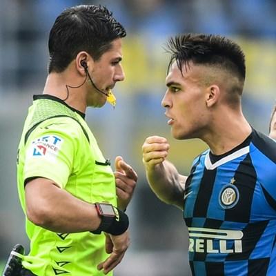 Martinez sees red as Nainggolan frustrates Inter Milan