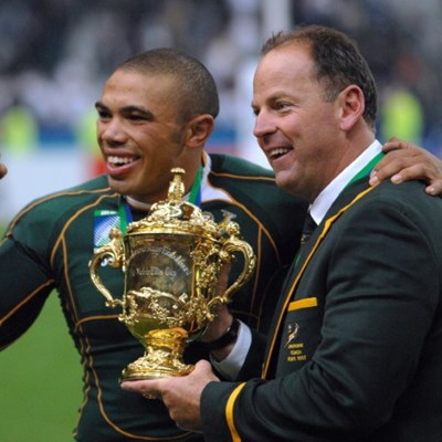 World Cup winner White appointed Bulls director of rugby