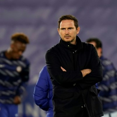Lampard questions Chelsea players' desire after Leicester defeat