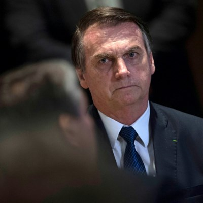 NY museum scraps Bolsonaro event after complaints
