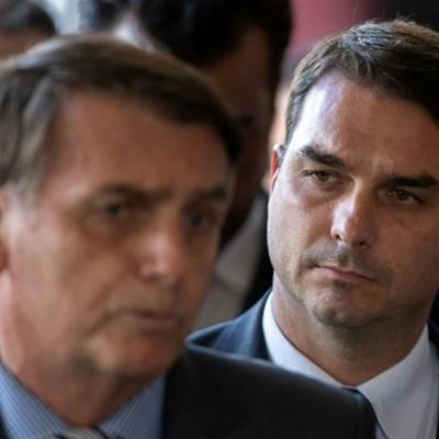 Bolsonaro's son Flavio tests positive for virus in Brazil