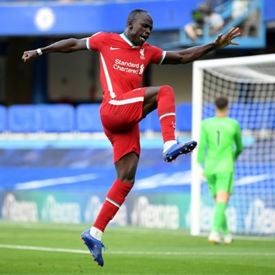 Mane ensures Liverpool still too good for 10-man Chelsea
